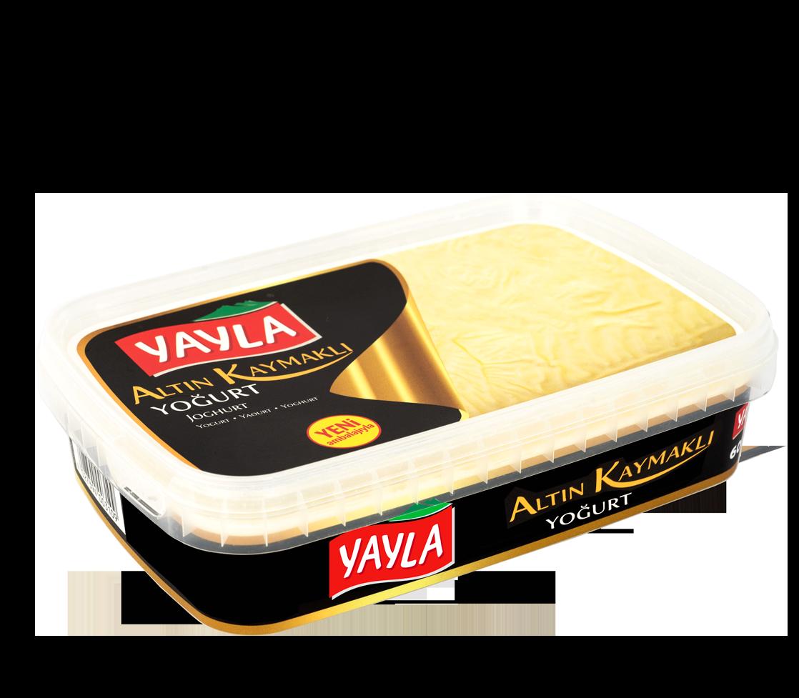 Yayla - Joghurt mit Schichtrahm nach türkischer Art