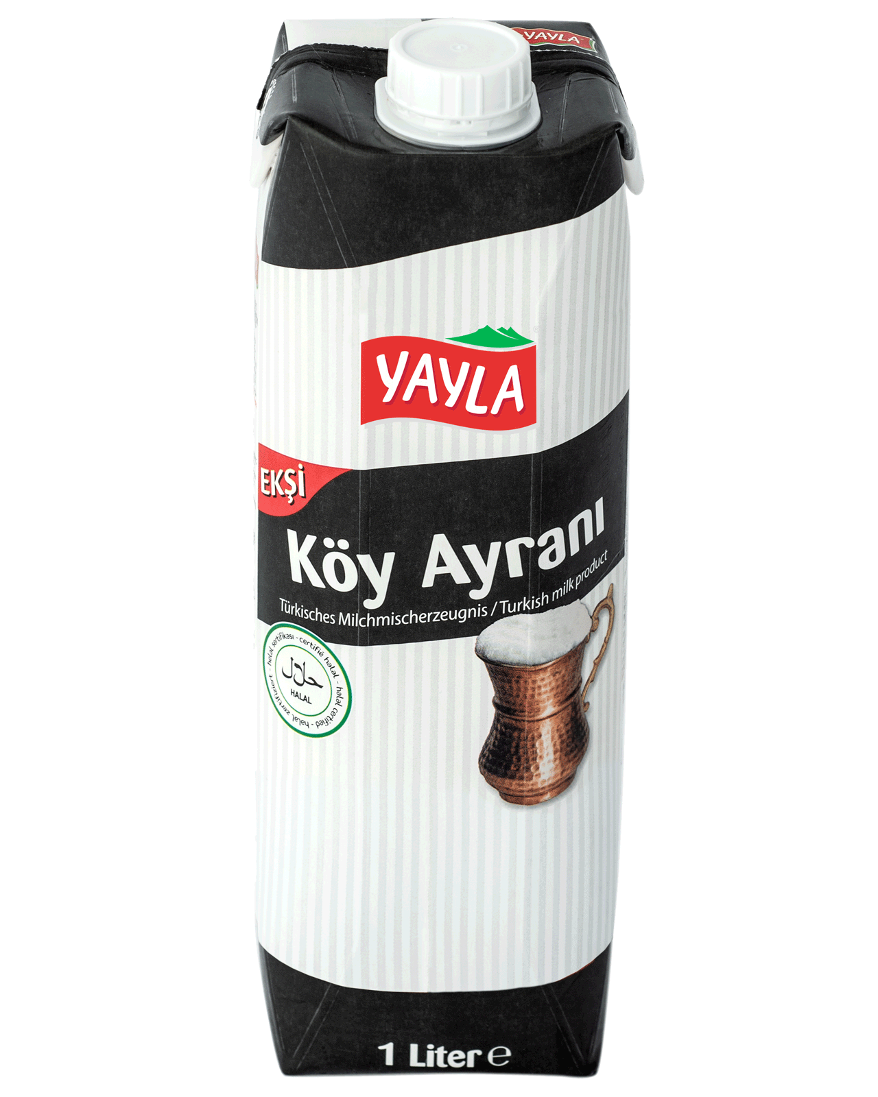 Yayla | KÖY AYRANI - Erfrischungsgetränk aus Trinksauermilch nach türkischer Art