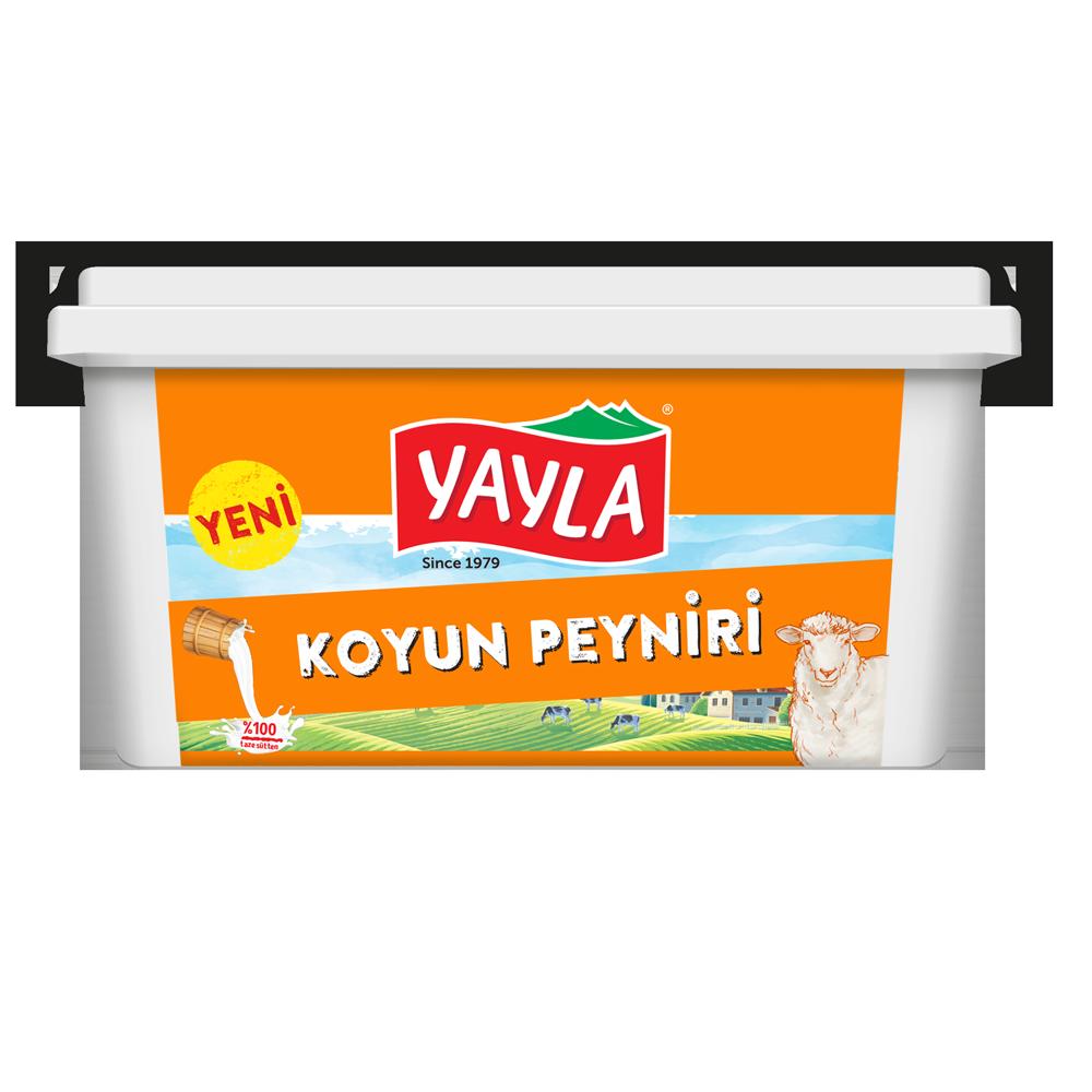 Schafskäse in Salzlake nach türkischer Art