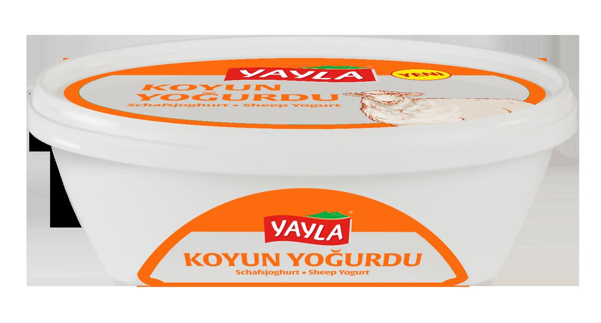Schafsjoghurt