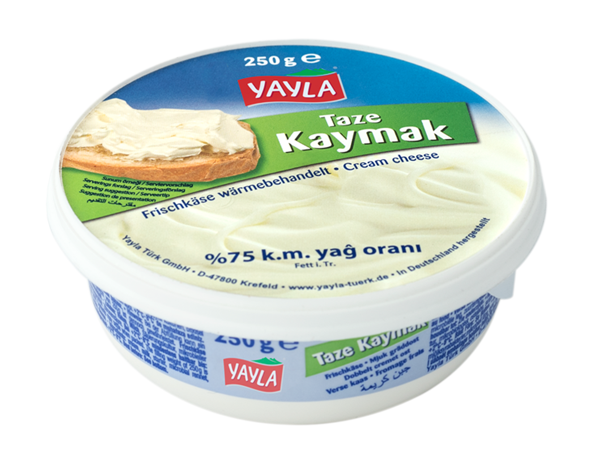 Kaymak-Frischkäse