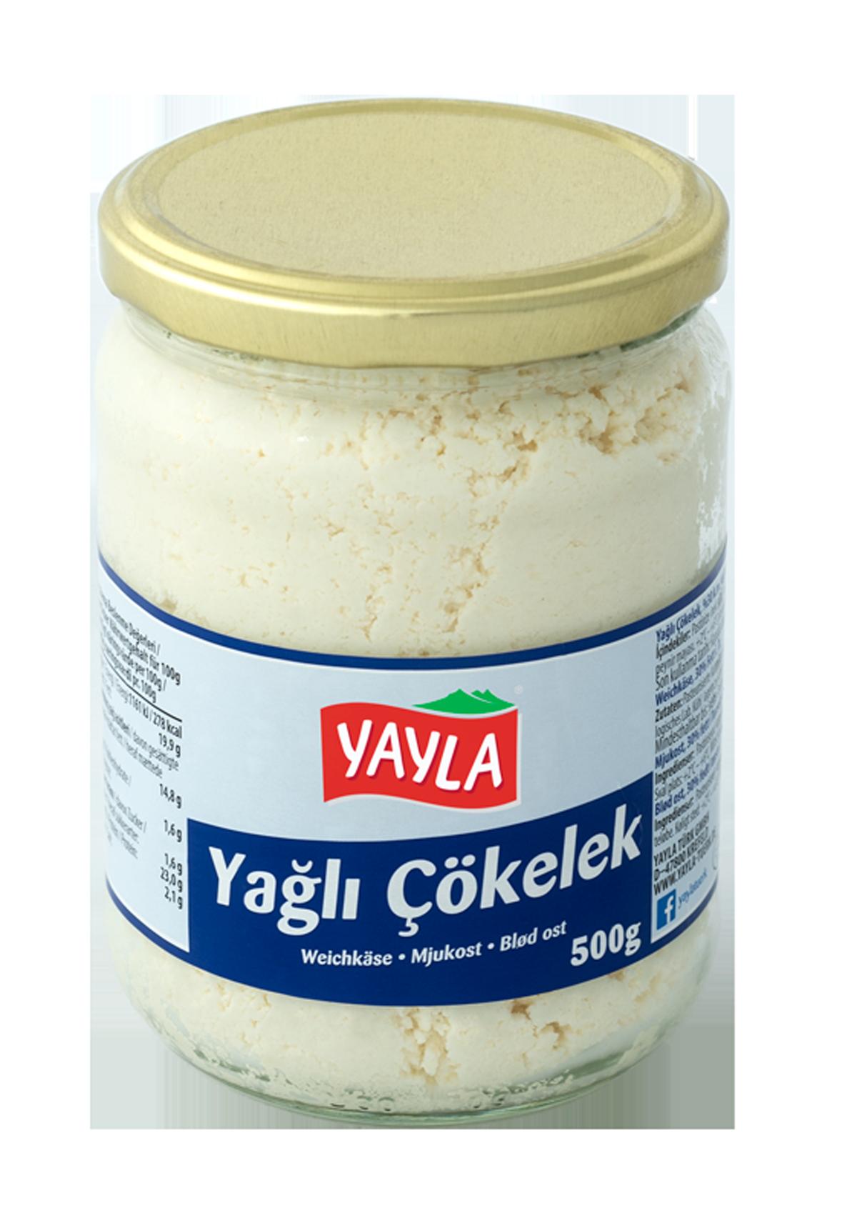 Weichkäse nach türkischer Art