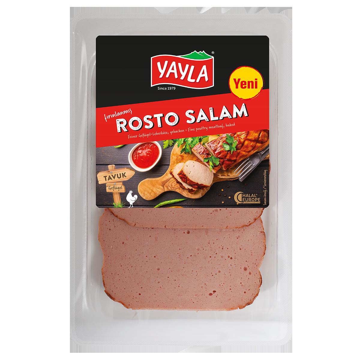 Rosto Salam