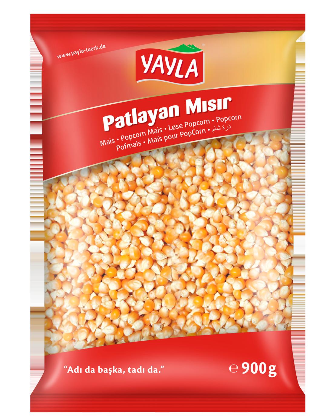 Yayla | Popcorn