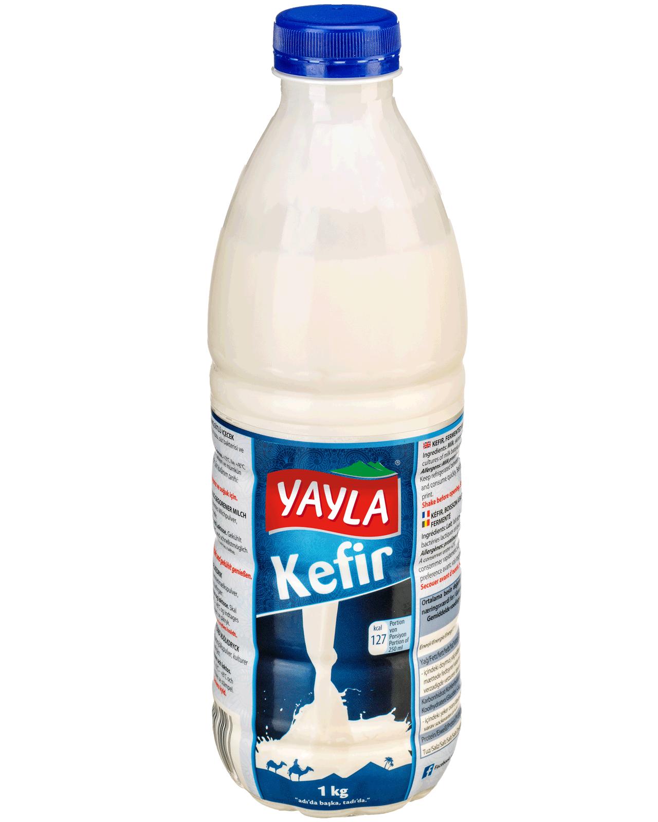 Yayla | Kefir - Getränk aus gegorener Milch
